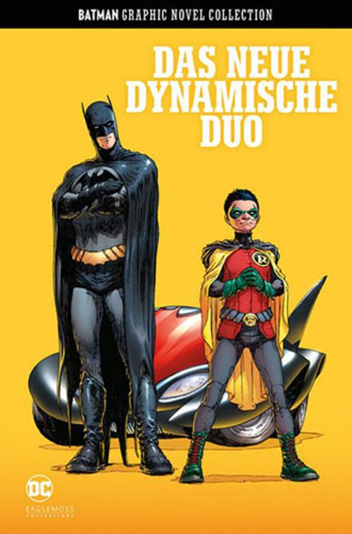 (C) Eaglemoss / Batman Graphic Novel Collection 8 / Zum Vergrößern auf das Bild klicken