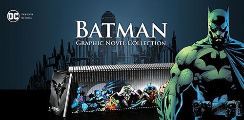 (C) Eaglemoss / Batman Graphic Novel Collection Promo / Zum Vergrößern auf das Bild klicken