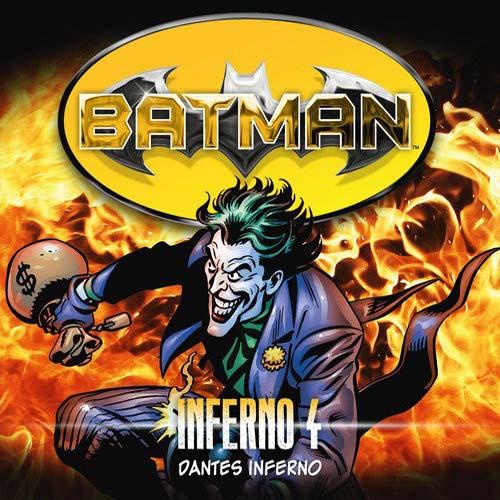 (C) Highscore Music / Batman - Inferno 4 / Zum Vergrößern auf das Bild klicken