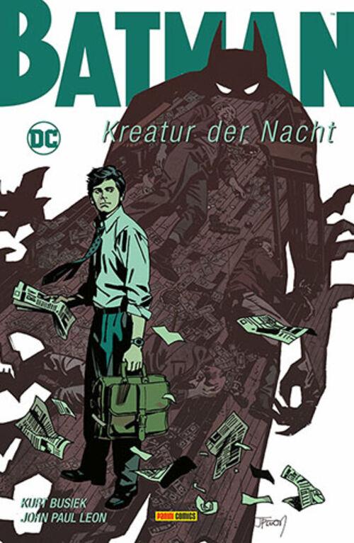 (C) Panini Comics / Batman: Kreatur der Nacht / Zum Vergrößern auf das Bild klicken