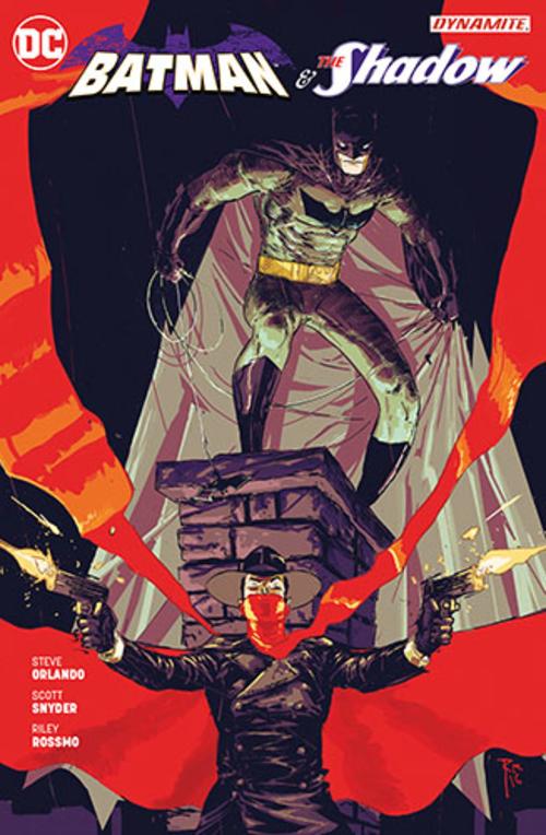 (C) Panini Comics / Batman & Shadow / Zum Vergrößern auf das Bild klicken