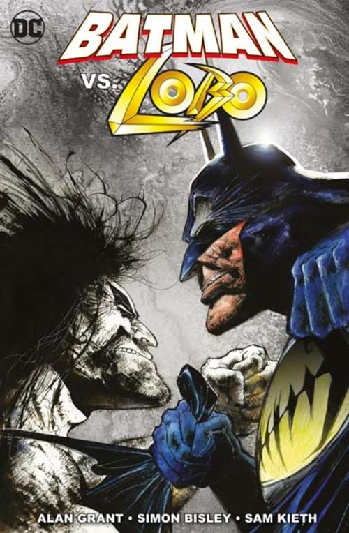 (C) Panini Comics / Batman vs. Lobo / Zum Vergrößern auf das Bild klicken