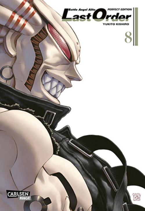 Battle Angel Alita - Last Order - Perfect Edition 8