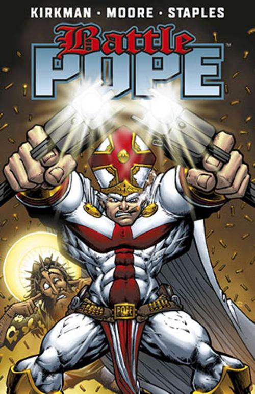(C) Cross Cult Verlag / Battle Pope / Zum Vergrößern auf das Bild klicken