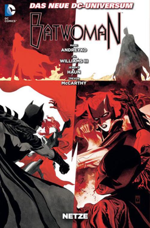 (C) Panini Comics / Batwoman 5 / Zum Vergrößern auf das Bild klicken