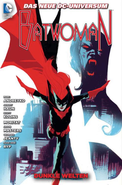 (C) Panini Comics / Batwoman 6 / Zum Vergrößern auf das Bild klicken