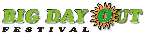 (C) Big Day Out / Big Day Out Logo / Zum Vergrößern auf das Bild klicken