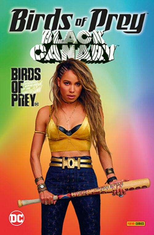 (C) Panini Comics / Birds of Prey: Black Canary / Zum Vergrößern auf das Bild klicken