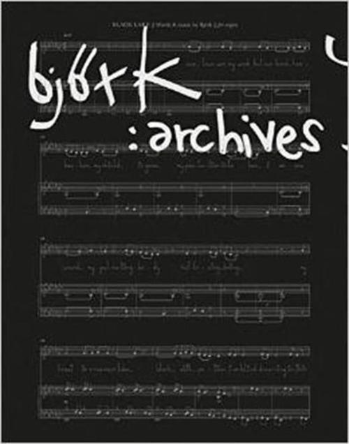 (C) Schirmer/Mosel Verlag / Björk. Archives / Zum Vergrößern auf das Bild klicken