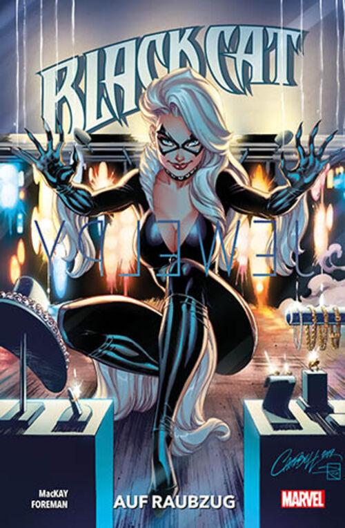 (C) Panini Comics / Black Cat 1 / Zum Vergrößern auf das Bild klicken