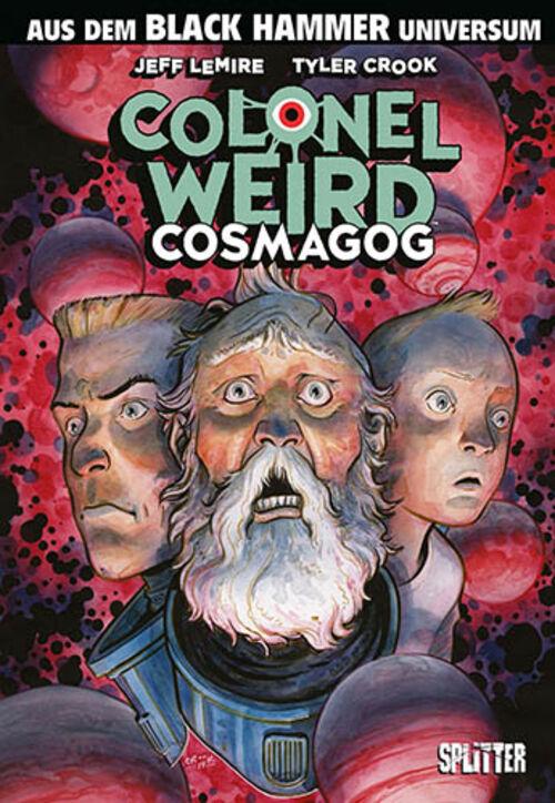 Black Hammer: Colonel Weird - Cosmagog
