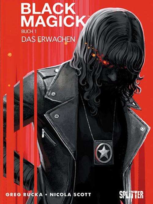 (C) Splitter Verlag / Black Magick 1 / Zum Vergrößern auf das Bild klicken