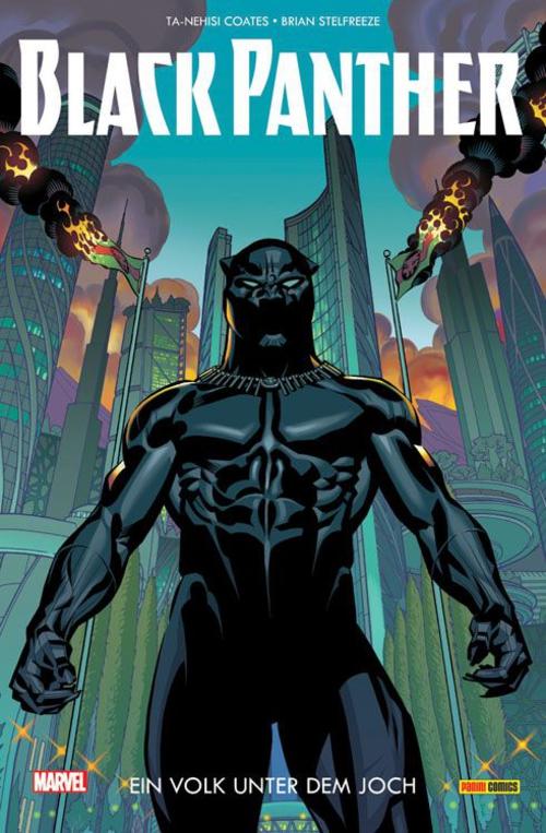 (C) Panini Comics / Black Panther 1 / Zum Vergrößern auf das Bild klicken
