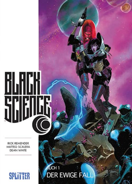 (C) Splitter Verlag / Black Science 1 / Zum Vergrößern auf das Bild klicken