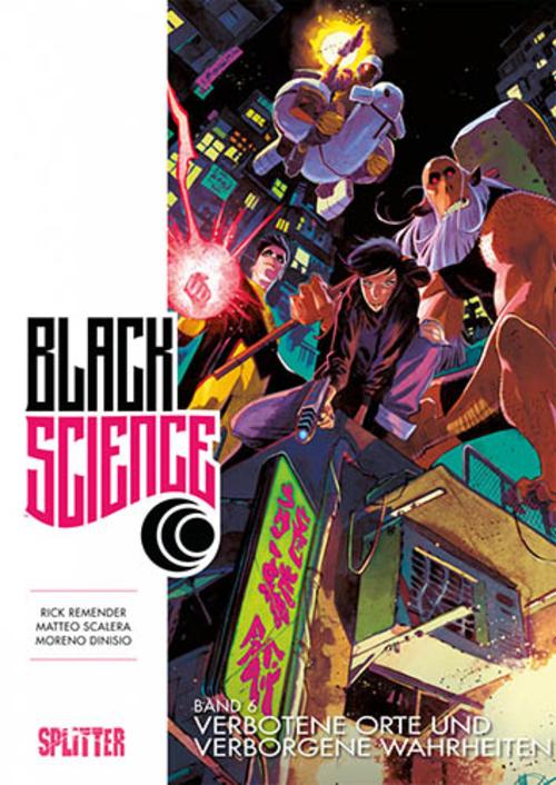 (C) Splitter Verlag / Black Science 6 / Zum Vergrößern auf das Bild klicken