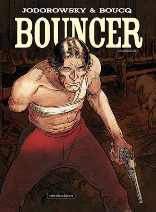 (C) Schreiber & Leser / Bouncer - Gesamtausgabe 2 / Zum Vergrößern auf das Bild klicken