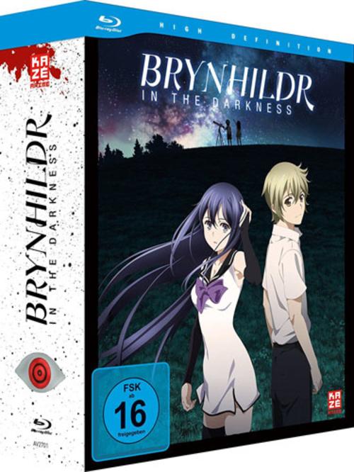 (C) KAZÉ Anime / Brynhildr in the Darkness Vol. 1 / Zum Vergrößern auf das Bild klicken