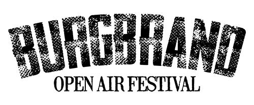 (C) Burgbrand Open Air / Burgbrand Open Air Logo / Zum Vergrößern auf das Bild klicken
