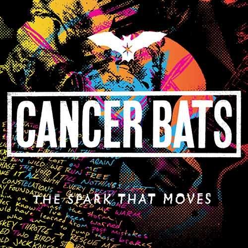 (C) Bat Skull Records / CANCER BATS: The Spark That Moves / Zum Vergrößern auf das Bild klicken