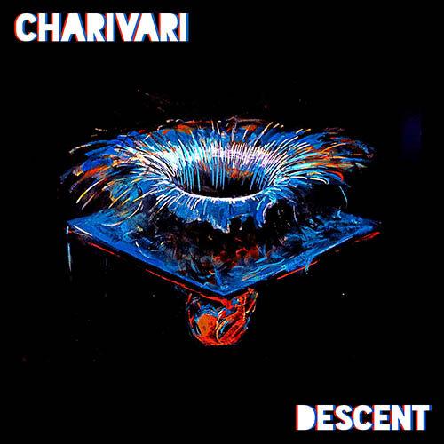 (C) Worst Bassist Records / CHARIVARI: Descent / Zum Vergrößern auf das Bild klicken