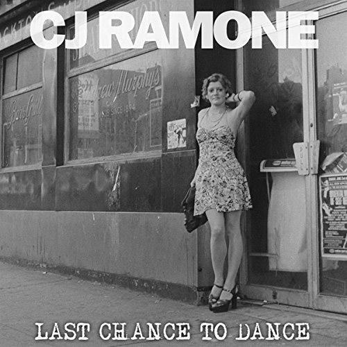 (C) Fat Wreck / CJ RAMONE: Last Chance To Dance / Zum Vergrößern auf das Bild klicken