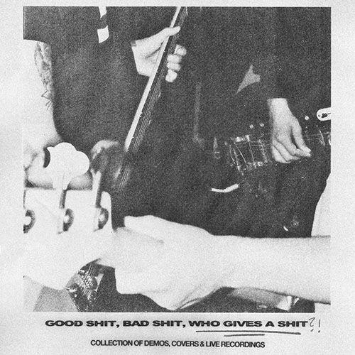(C) Epitaph Records / CULTURAL ABUSE: Good Shit, Bad Shit, Who Gives a Shit?! / Zum Vergrößern auf das Bild klicken