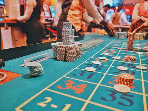 Casinotisch