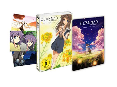 (C) FilmConfect / Clannad After Story Vol. 2 / Zum Vergrößern auf das Bild klicken