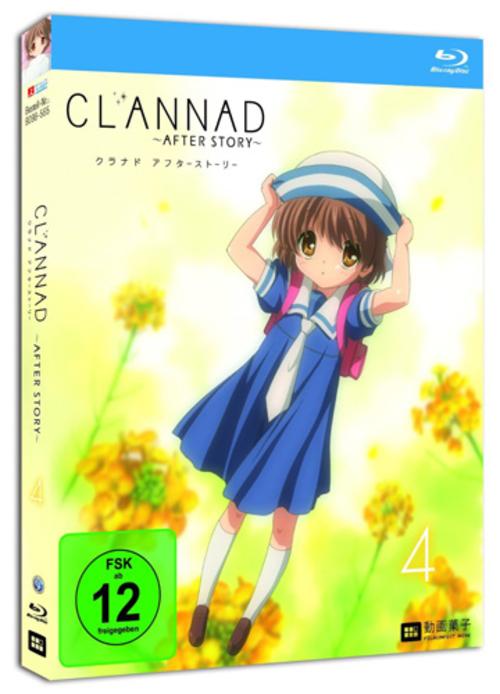 (C) FilmConfect / Clannad After Story Vol. 4 / Zum Vergrößern auf das Bild klicken