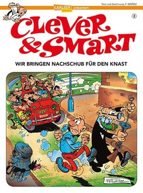 (C) Carlsen Verlag / Clever & Smart 2 / Zum Vergrößern auf das Bild klicken