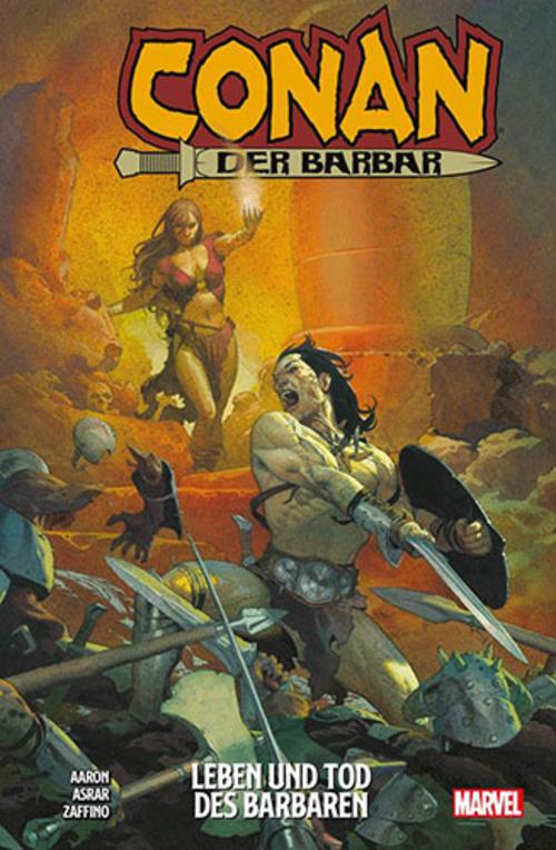 (C) Panini Comics / Conan der Barbar 1 / Zum Vergrößern auf das Bild klicken
