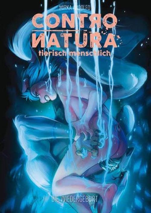(C) Panini Comics / Contro Natura - Tierisch menschlich 3 / Zum Vergrößern auf das Bild klicken