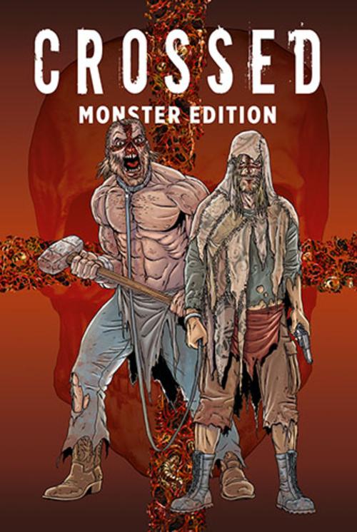 (C) Panini Comics / Crossed Monster Edition 1 / Zum Vergrößern auf das Bild klicken