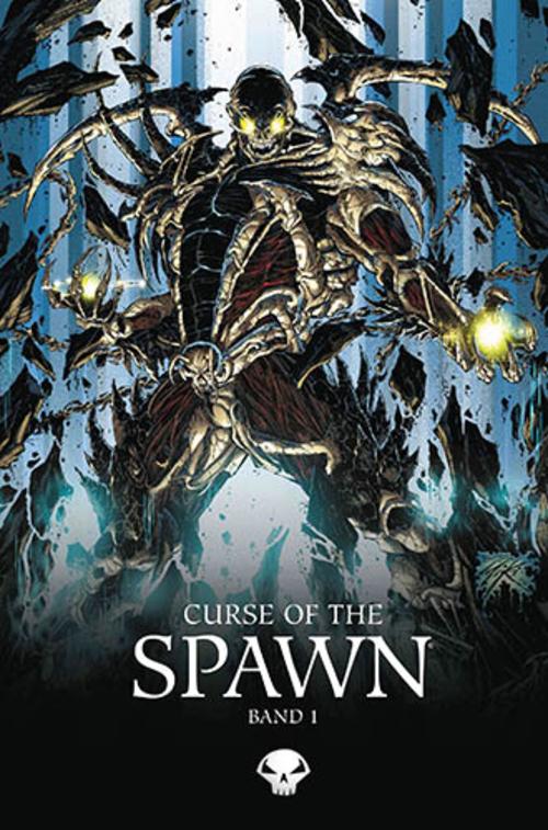 (C) Panini Comics / Curse of the Spawn 1 / Zum Vergrößern auf das Bild klicken
