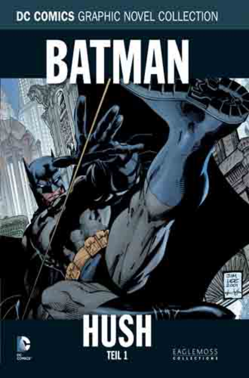 (C) Eaglemoss / DC Comics Graphic Novel Collection 1 / Zum Vergrößern auf das Bild klicken