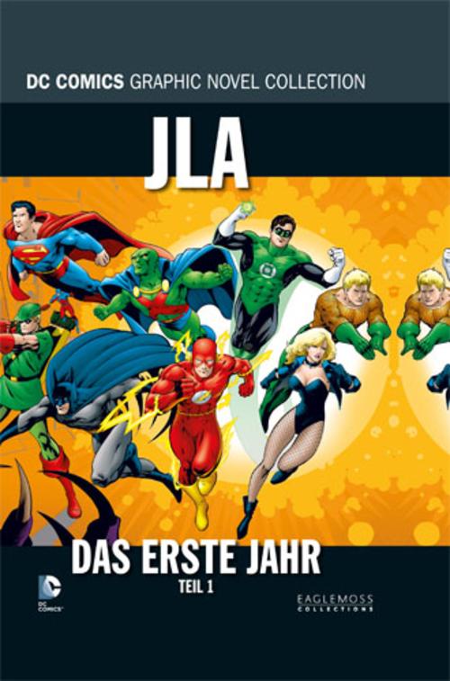 (C) Eaglemoss / DC Comics Graphic Novel Collection 10 / Zum Vergrößern auf das Bild klicken