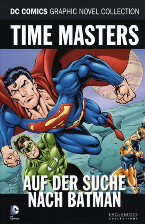 (C) Eaglemoss / DC Comics Graphic Novel Collection 100 / Zum Vergrößern auf das Bild klicken