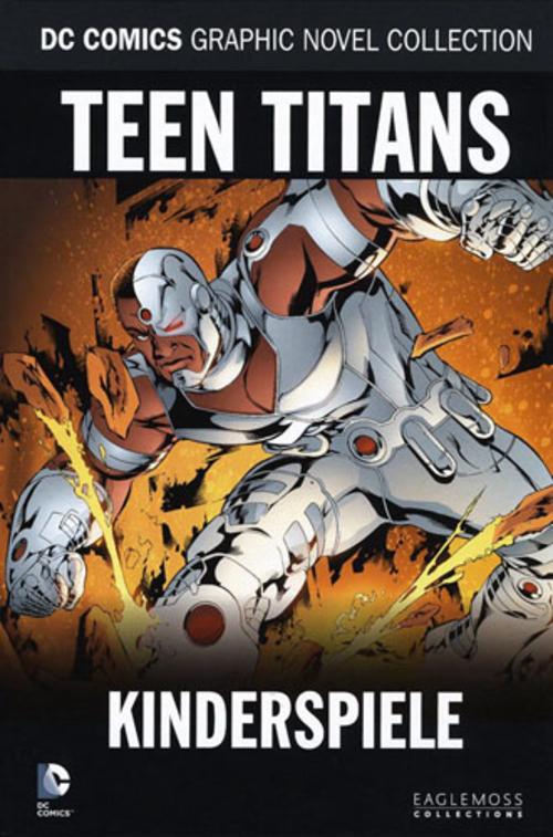 (C) Eaglemoss / DC Comics Graphic Novel Collection 101 / Zum Vergrößern auf das Bild klicken