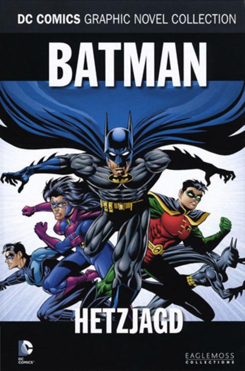(C) Eaglemoss / DC Comics Graphic Novel Collection 105 / Zum Vergrößern auf das Bild klicken