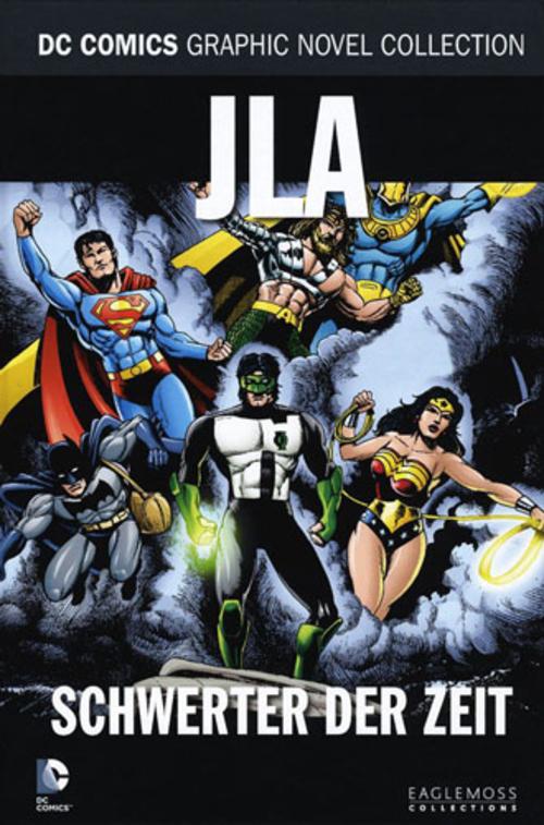 (C) Eaglemoss / DC Comics Graphic Novel Collection 106 / Zum Vergrößern auf das Bild klicken