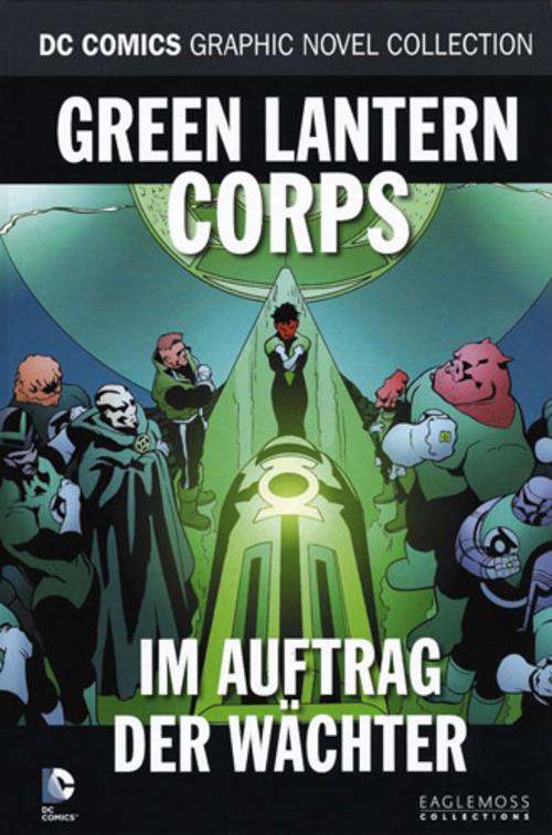 (C) Eaglemoss / DC Comics Graphic Novel Collection 107 / Zum Vergrößern auf das Bild klicken