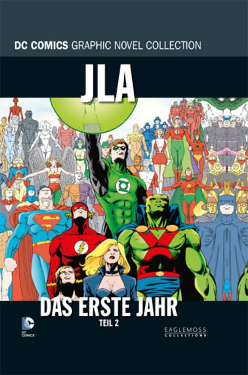 (C) Eaglemoss / DC Comics Graphic Novel Collection 11 / Zum Vergrößern auf das Bild klicken