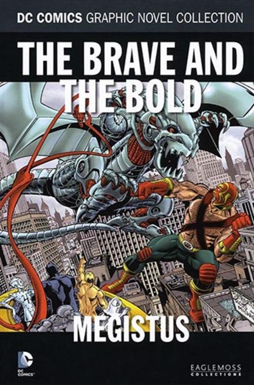(C) Eaglemoss / DC Comics Graphic Novel Collection 113 / Zum Vergrößern auf das Bild klicken