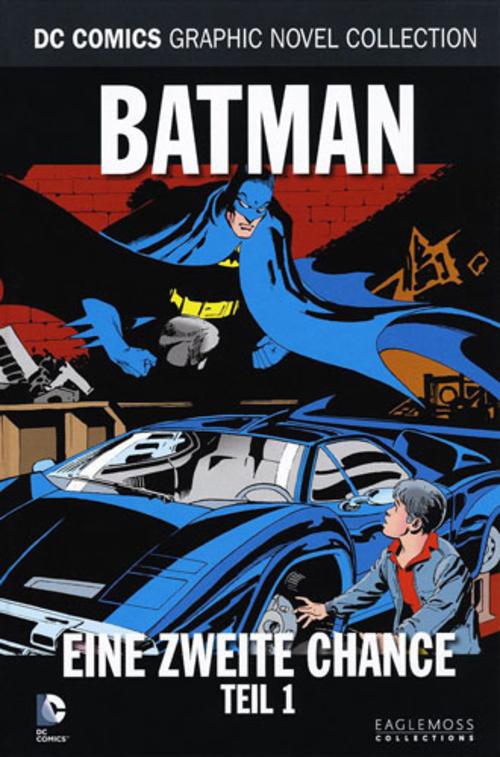 (C) Eaglemoss / DC Comics Graphic Novel Collection 114 / Zum Vergrößern auf das Bild klicken