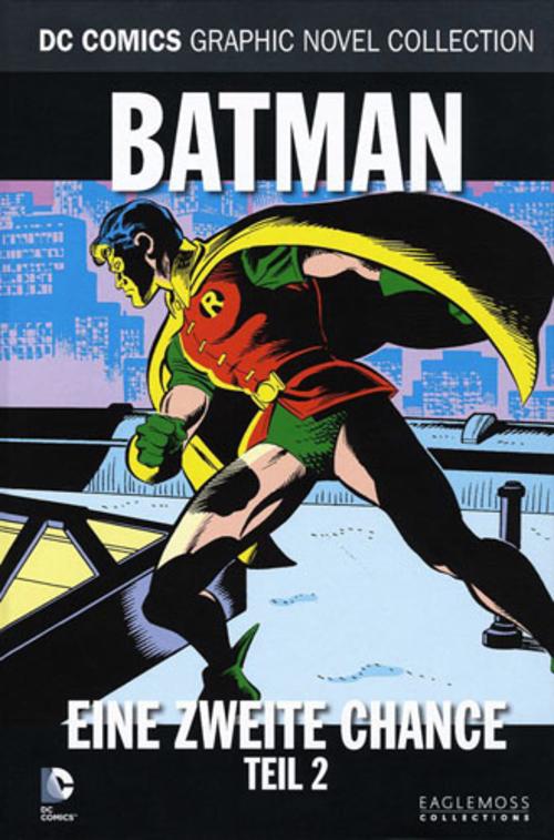 (C) Eaglemoss / DC Comics Graphic Novel Collection 115 / Zum Vergrößern auf das Bild klicken