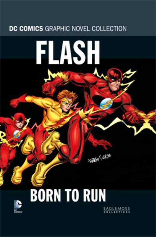 (C) Eaglemoss / DC Comics Graphic Novel Collection 12 / Zum Vergrößern auf das Bild klicken