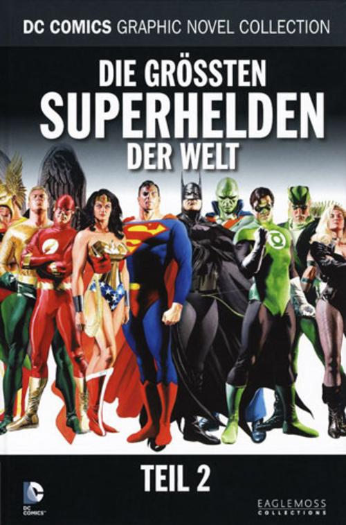 (C) Eaglemoss / DC Comics Graphic Novel Collection 120 / Zum Vergrößern auf das Bild klicken