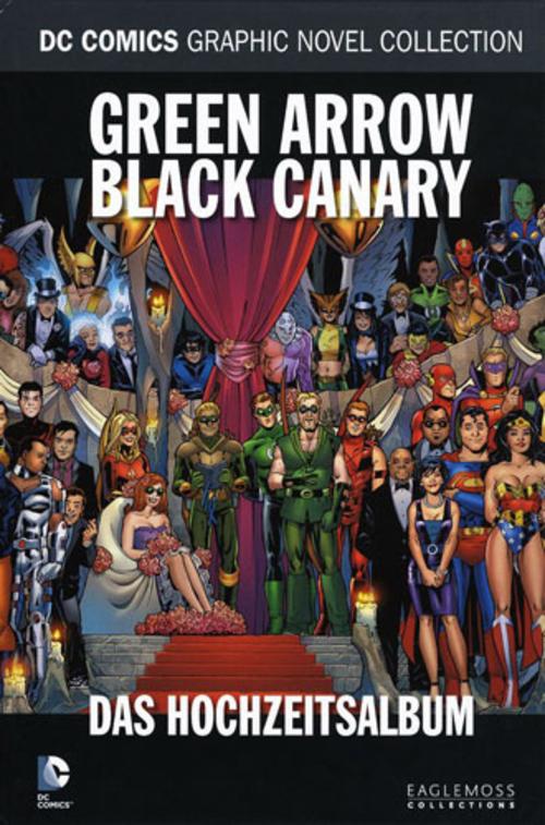 (C) Eaglemoss / DC Comics Graphic Novel Collection 121 / Zum Vergrößern auf das Bild klicken