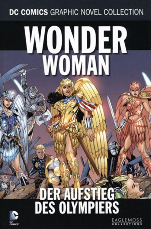(C) Eaglemoss / DC Comics Graphic Novel Collection 122 / Zum Vergrößern auf das Bild klicken