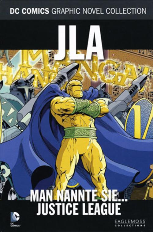 (C) Eaglemoss / DC Comics Graphic Novel Collection 123 / Zum Vergrößern auf das Bild klicken